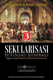 Sekularisasi Ditinjau Kembali 3 - Democracy Project