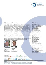 5. Symposium Septische Unfallchirurgie und Orthopädie