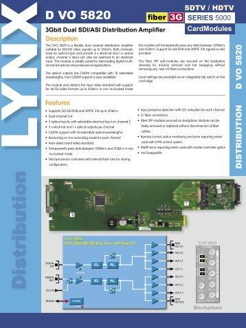 D VO 5820 Rev 1.9.indd - LYNX Technik AG