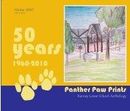 paw prints 2010.indd - Ranney School
