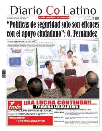 Edición 9 de Julio de 2015