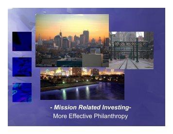 Effective Philanthrophy MRI 5 15 12.pdf - Business Incubator ...