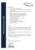 finden Sie zum Download die wichtigsten ... - Orbit-jena.de - Page 2