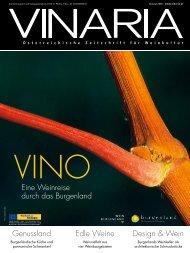 Genussland Edle Weine Design & Wein - Burgenland