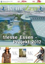 Das Ruhrmagazin für Business und Kultur - business club ruhr ev