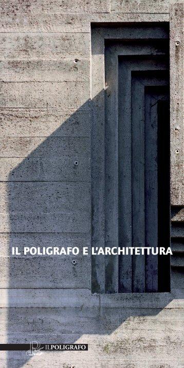 dal catalogo di architettura - Il Poligrafo