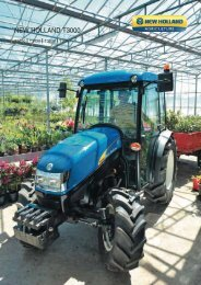 NEW HOLLAND T3000