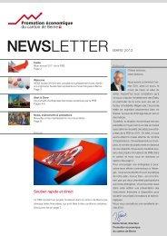 NEWSLETTER MARS 2012 - Bern