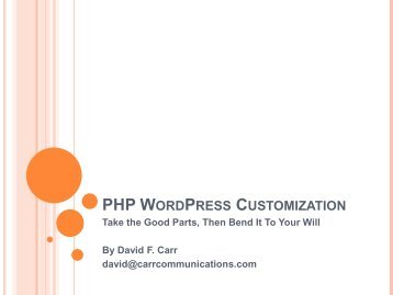 PHP WordPress Customization - FTP Directory Listing