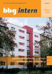Ausgabe 53 - Berliner Baugenossenschaft eG