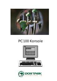 PC100 Konsole - TASK Forum