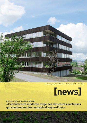 [news] / PDF - FJ Aschwanden AG