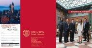 diversity at johnson - Johnson Graduate School of Management ...