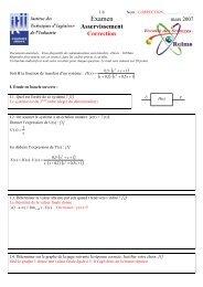 Examen - Pages de Michel Deloizy