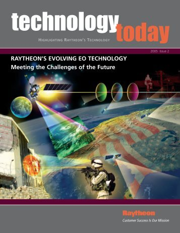 Raytheon Technology Today 2005 Issue #2