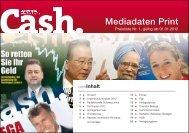 Mediadaten Print