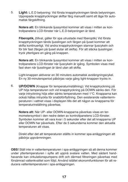 L.A. SPAS instruktionsbok 2007 - Neptun