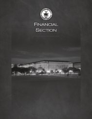 FY 2011 Financial Section - Department of Commerce