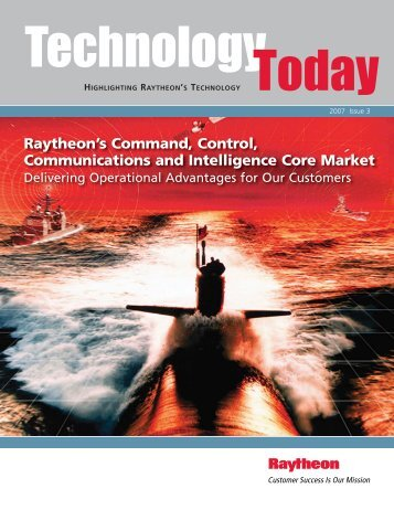 2007 Issue 3 - Raytheon