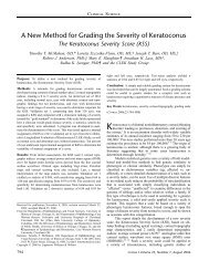 A New Method for Grading the Severity of ... - ResearchGate