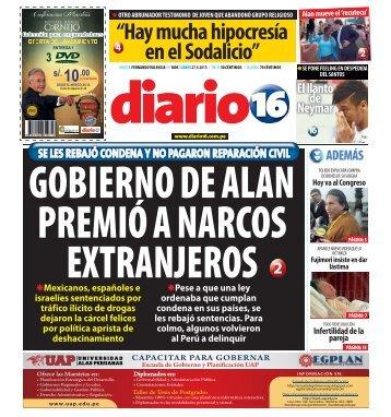 """""""Hay mucha hipocresía en el Sodalicio"""" - Diario 16"""