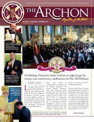 Download PDF for print - Order of Saint Andrew, Archons of the ...
