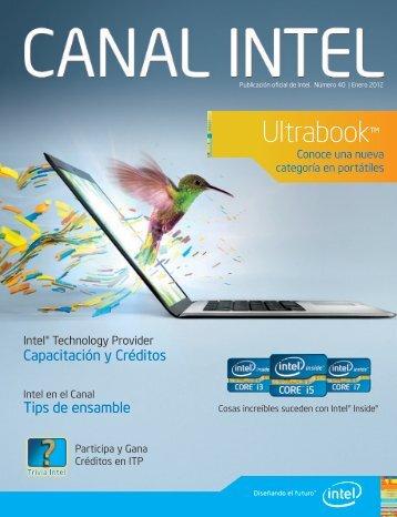 Ultrabook™ - Boletín de la Computación