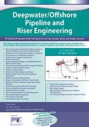 Deepwater/Offshore Pipeline and Riser Engineering - Iploca
