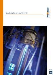 Vízelőkészítés és vízfertőtlenítés 2013