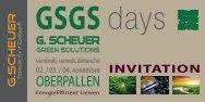 invitation - G. Scheuer