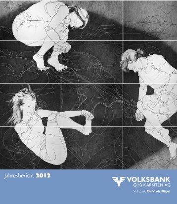 Jahresbericht 2012 - Volksbank