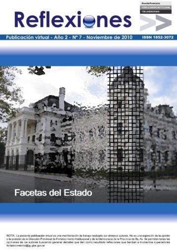 Revista virtual de la Dirección Provincial de Fortalecimiento ...