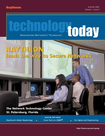 2002 Issue 3 - Raytheon