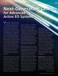 Next-Generation Lasers for Advanced Active EO Systems - Raytheon - Page 2
