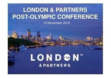 Newsletter - Post-Olympic conference presentation.pdf - London ...