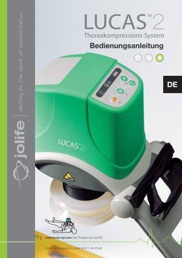 LUCAS 2-Gebrauchsanleitung (PDF) - Physio Control