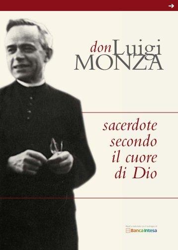 Mostra Beato Don Luigi Monza - Beato Luigi Monza