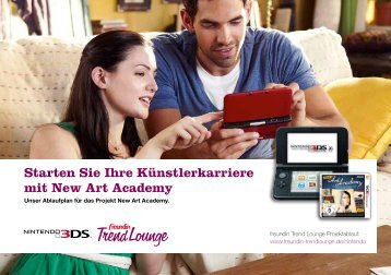 Projektablaufplan als PDF-Download - Freundin Trend Lounge