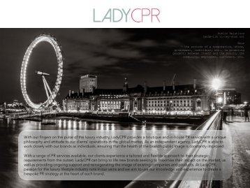 LadyCPR-Presentation