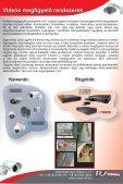 Videós megfigyelő rendszerek megoldásai. - Radarvéd Kft. - Page 3