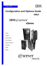 Configuration and Options Guide