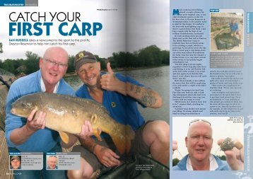 ian russell - Carp Fishing Tackle for the Avid Carper