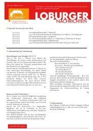 22.02.2013 Lernstandserhebung JgSt. 8 (Deutsch) 25.02.2013 ...