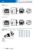 5707 - Gerätestecker-Kombielemente mit Netzfilter - SCHURTER - Seite 2