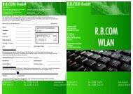 W-LAN Amtzell 2012 - R.B.COM GmbH
