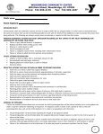 preschool enrollment application - Page 7