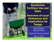 here - Hillsborough County & City of Tampa Water Atlas
