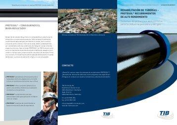 protegol® recubrimientos de alto rendimiento - TIB Chemicals AG