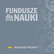 Fundusze dla Nauki 2011 - Pro Regio