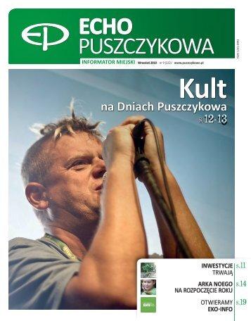 Wrzesień 2010 - Puszczykowo, Urząd Miasta